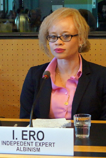 Enjoyment of Human Rights by Persons with Albinism