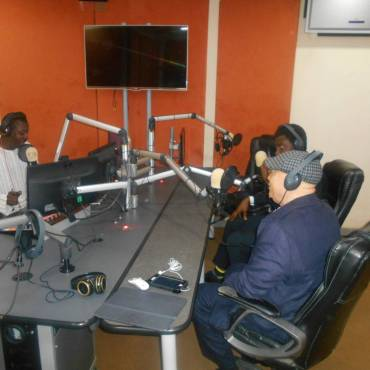 Living with Albinism Radio Programme with Solid FM Enugu