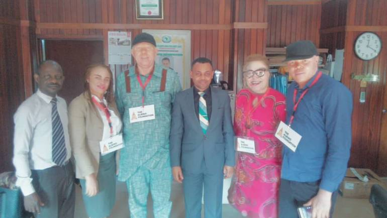 Advocacy Engagement with Stakeholders on Albinism Issue in South Eastern Nigeria